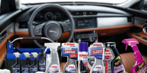 Auto Innenreiniger Pflegeset - Die besten Reinigung Sets