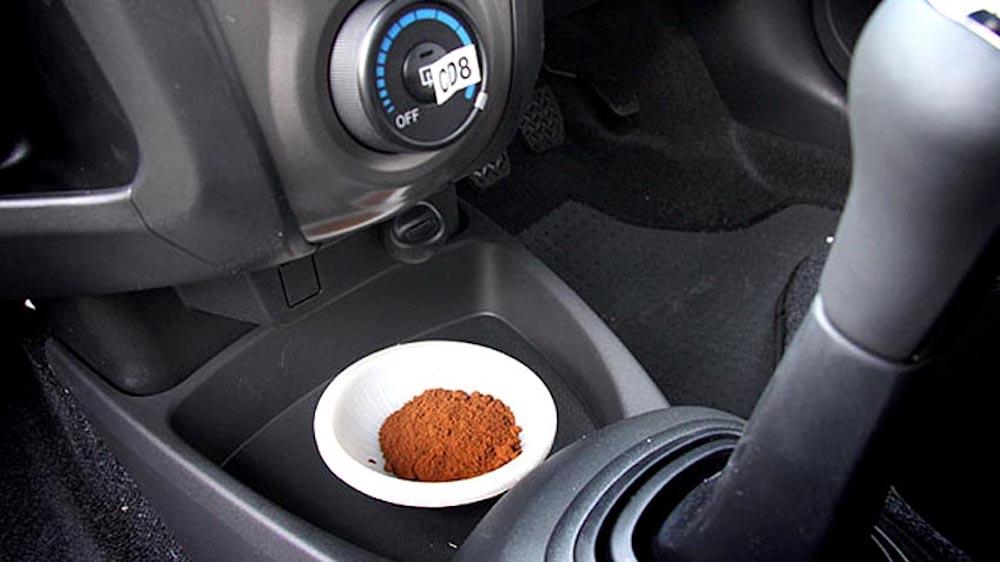 Gerüche Aus Auto Entfernen | Kaffeepulver als Geruchsentferner