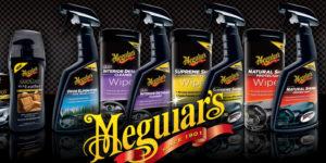 Meguiars Pflegeprodukte für die Innenreinigung Empfehlungen