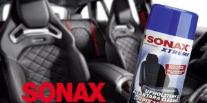 Sonax Polsterreiniger Erfahrungen, Anwendung & Test