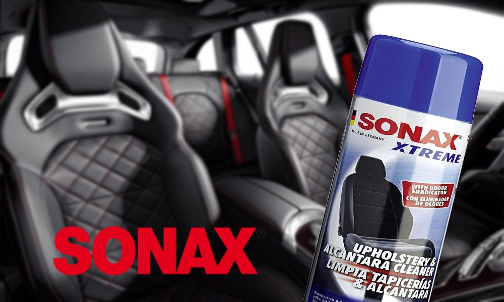 Sonax Polsterreiniger Erfahrungen Anwendung Test