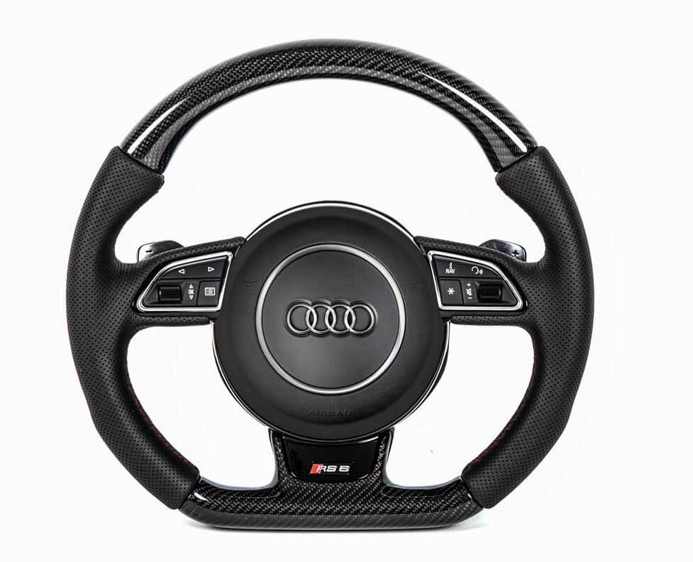 Audi S Line Lenkrad