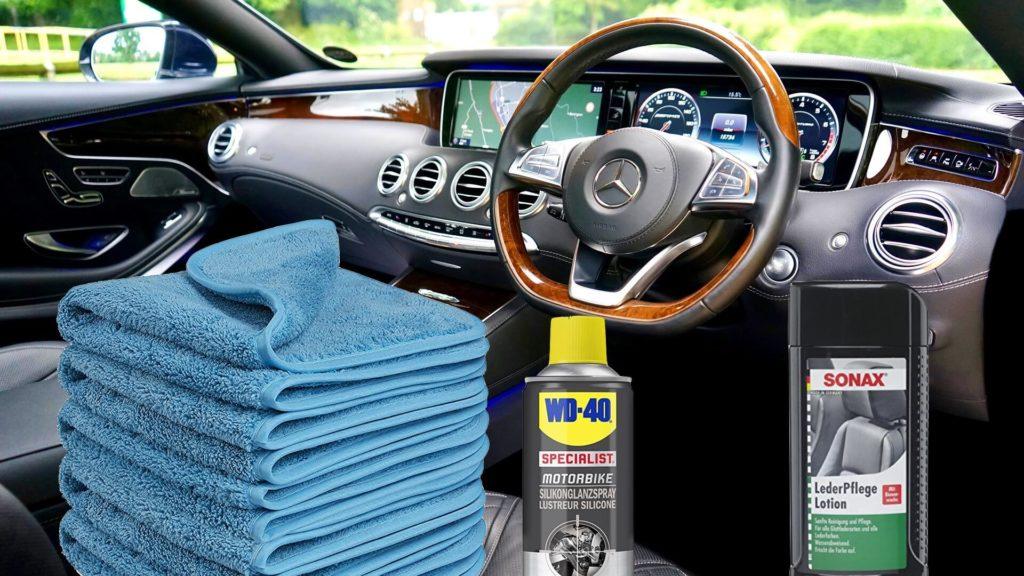 auto innenraum putzset diese reiniger muss jeder haben. Black Bedroom Furniture Sets. Home Design Ideas