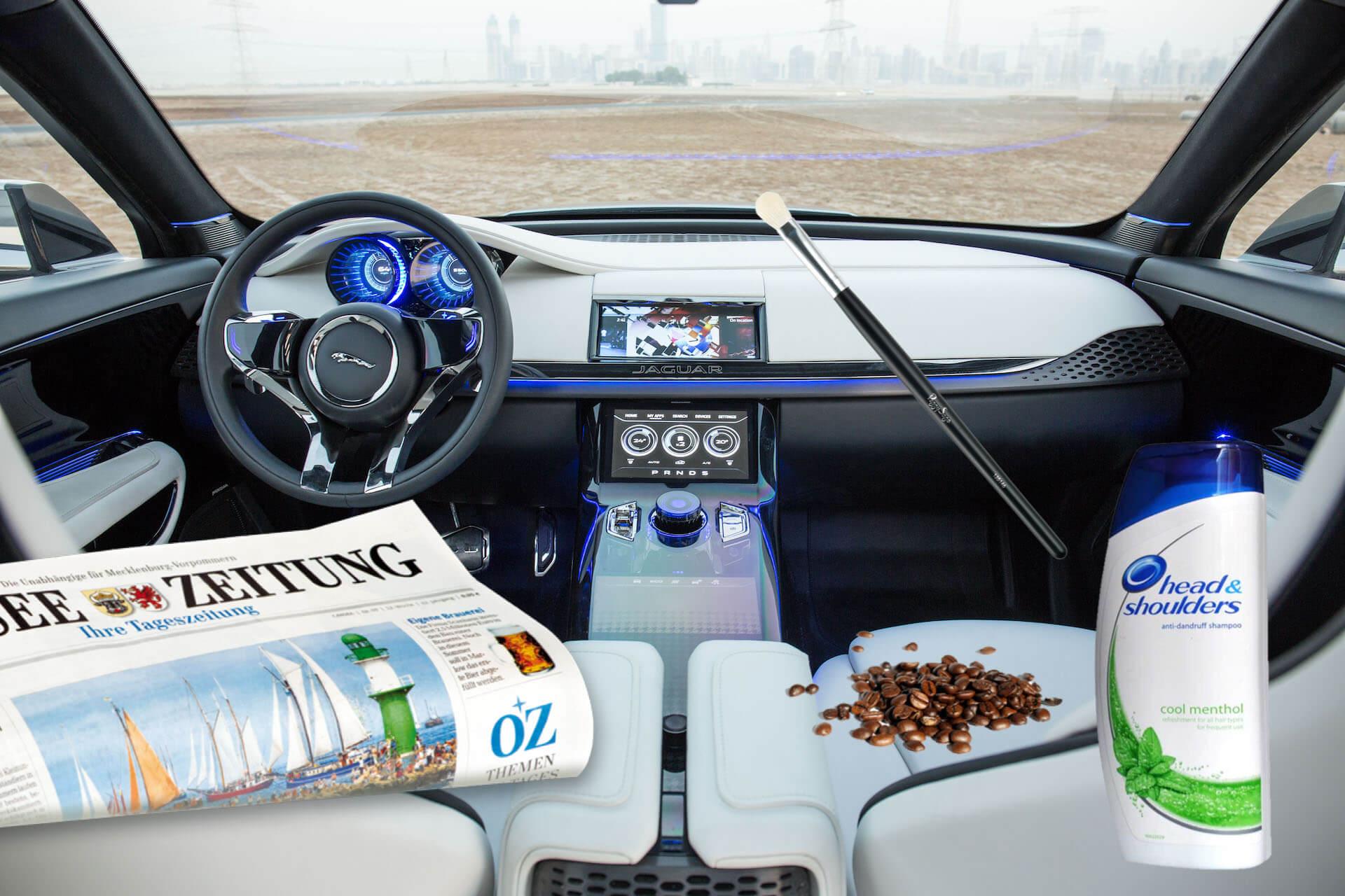 Auto Cockpit Reinigen Hausmittel