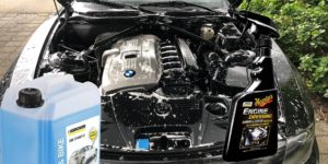 Motorwäsche Tipps & Reinigungsmittel