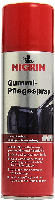 Nigrin Gummi Pflegespray