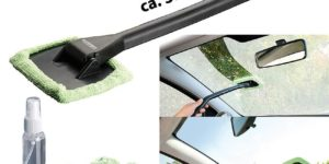Autoscheibenreiniger - Windschutzscheiben-Wunder Test